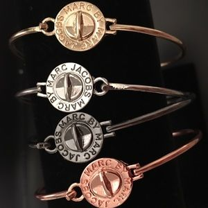 Marc By Marc Jacobs Turn Lock Bangles